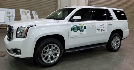 OKCMM 2017 Lead vehicle