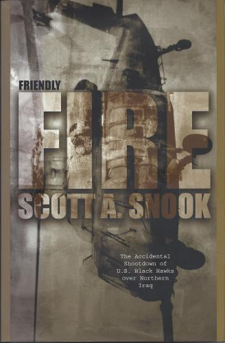 Friendly Fire book cover