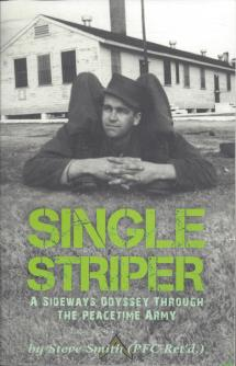 """Single Striper"" book cover"
