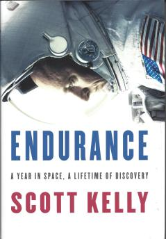 """Endurance"" book cover image"