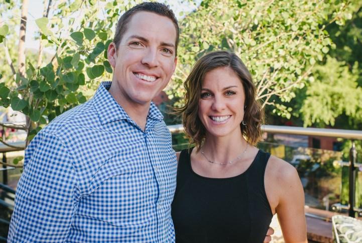 Chris and Caroline Fields_