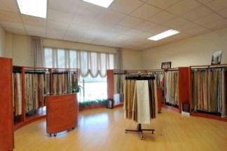 showroom tessuti per tende e tendaggi