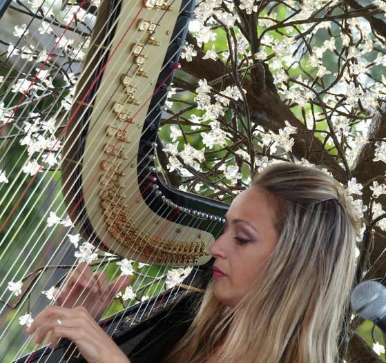 contact rossitza milevska harpist jazz france best europe