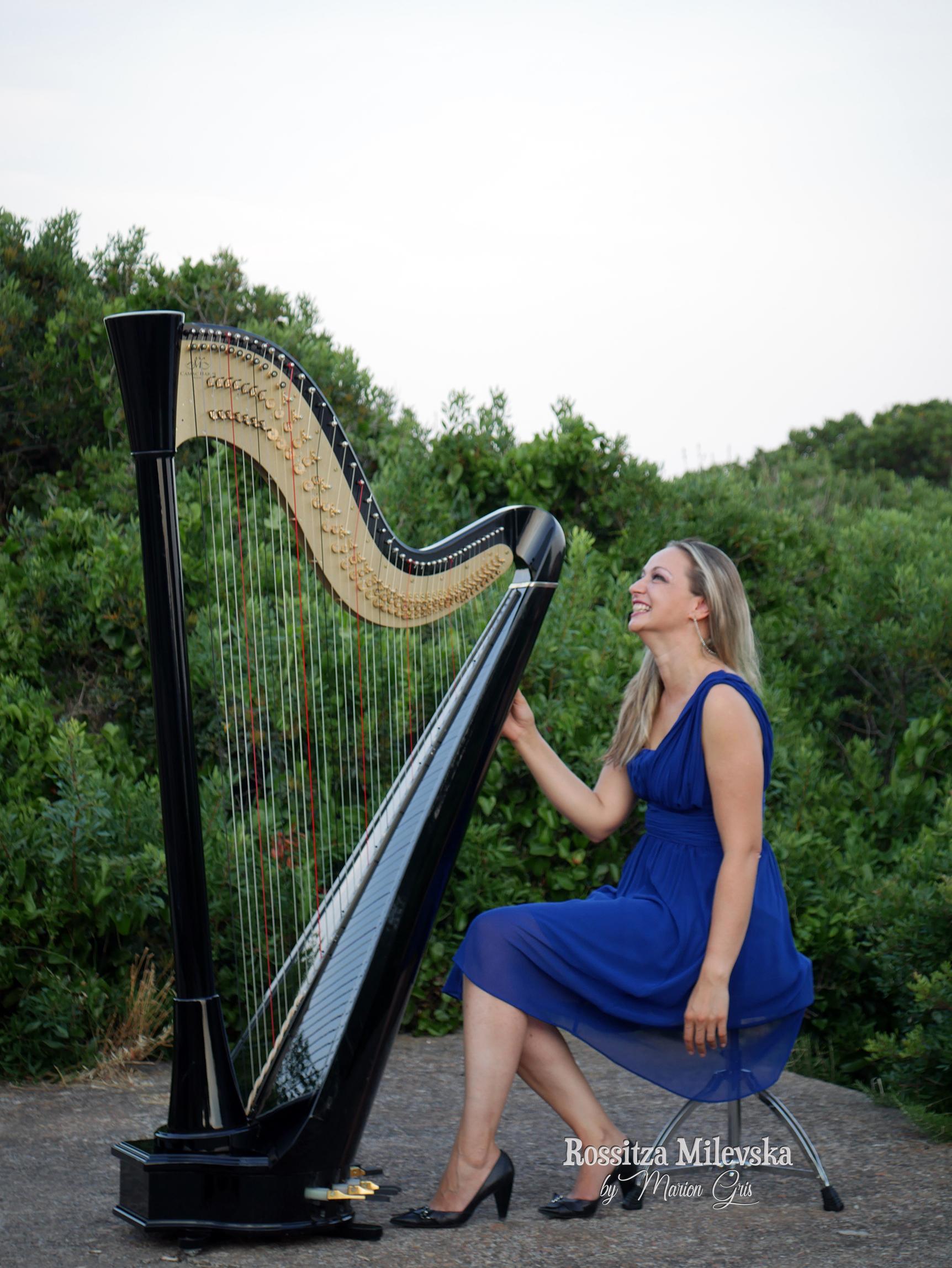 Forrest Gump jazz harp milevska