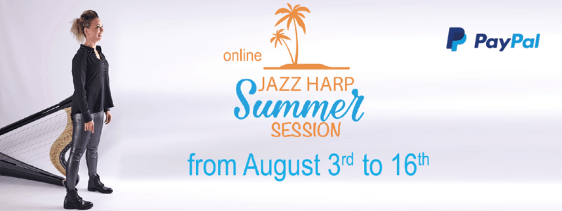 jaz harp summer FB cover