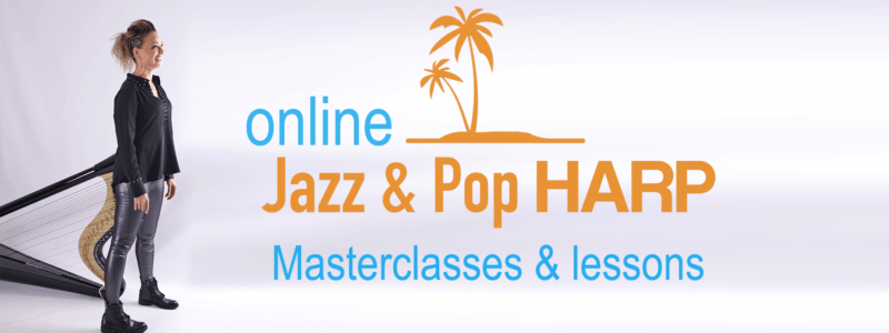 online jazz pop harp