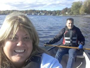 Kelly Youngs-Schmitt and James W. Schmitt (Photo: Kelly Youngs-Schmitt)