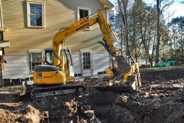 Rosslyn Demolition