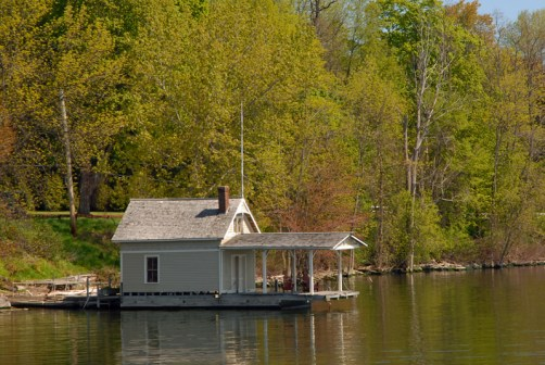 Rosslyn Boathouse, circa 2006