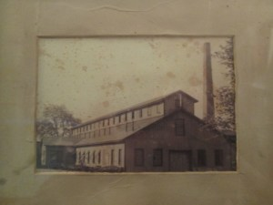 Essex Horse Nail Factory in Essex, New York