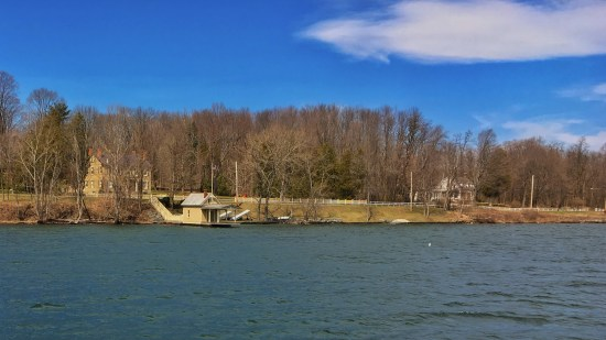 Lake Champlain Boathouse Blues (Source: Melissa Davis)
