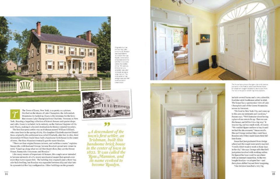 """""""Beguiled into Stewardship"""", Old House Journal, June 2015 Issue (Page 3-4)"""