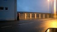 Hauptquartier des Technischen Hilfswerkes Deggendorf