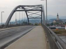 Blick auf die Maximiliansbrücke