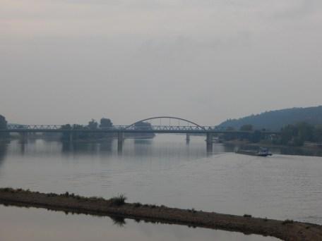 Drei Deggendorfer Brücken