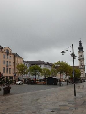 Der Luitpoldplatz