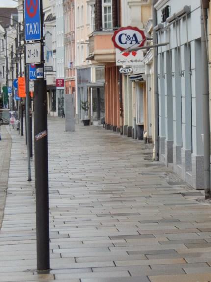 Einkaufsmöglichkeiten am Luitpoldplatz