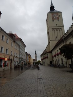 Mein alter Schulweg - Von der Grabkirche über das Alte Rathaus zum Gymnasium