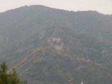 Burgstein Dürnstein, wo einst Richard Löwenherz gefangengehalten wurde