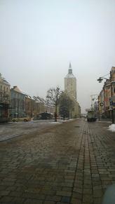 Neujahr 2015 am Deggendorfer Stadtplatz