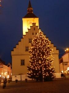 Der Deggendorfer Christbaum