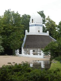 Zoo Berlin - Zebrahaus
