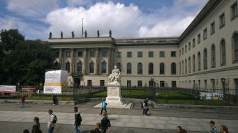 Stadtrundfahrt - Humboldt-Universität