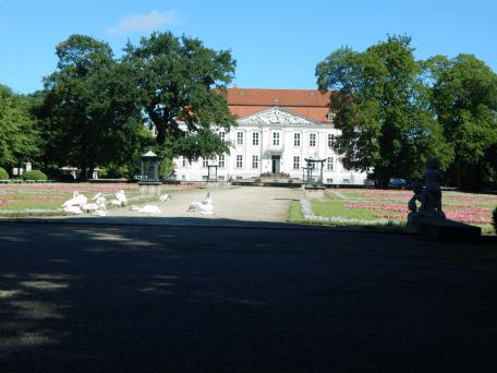 Tierpark Berlin - Schloß Friedrichsfelde
