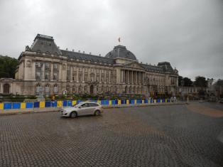 Stadtrundfahrt Brüssel