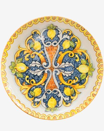 RPMR003 piatto limoni avossa rossoaltramonto