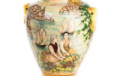 orcio avossa ceramica vietrese home