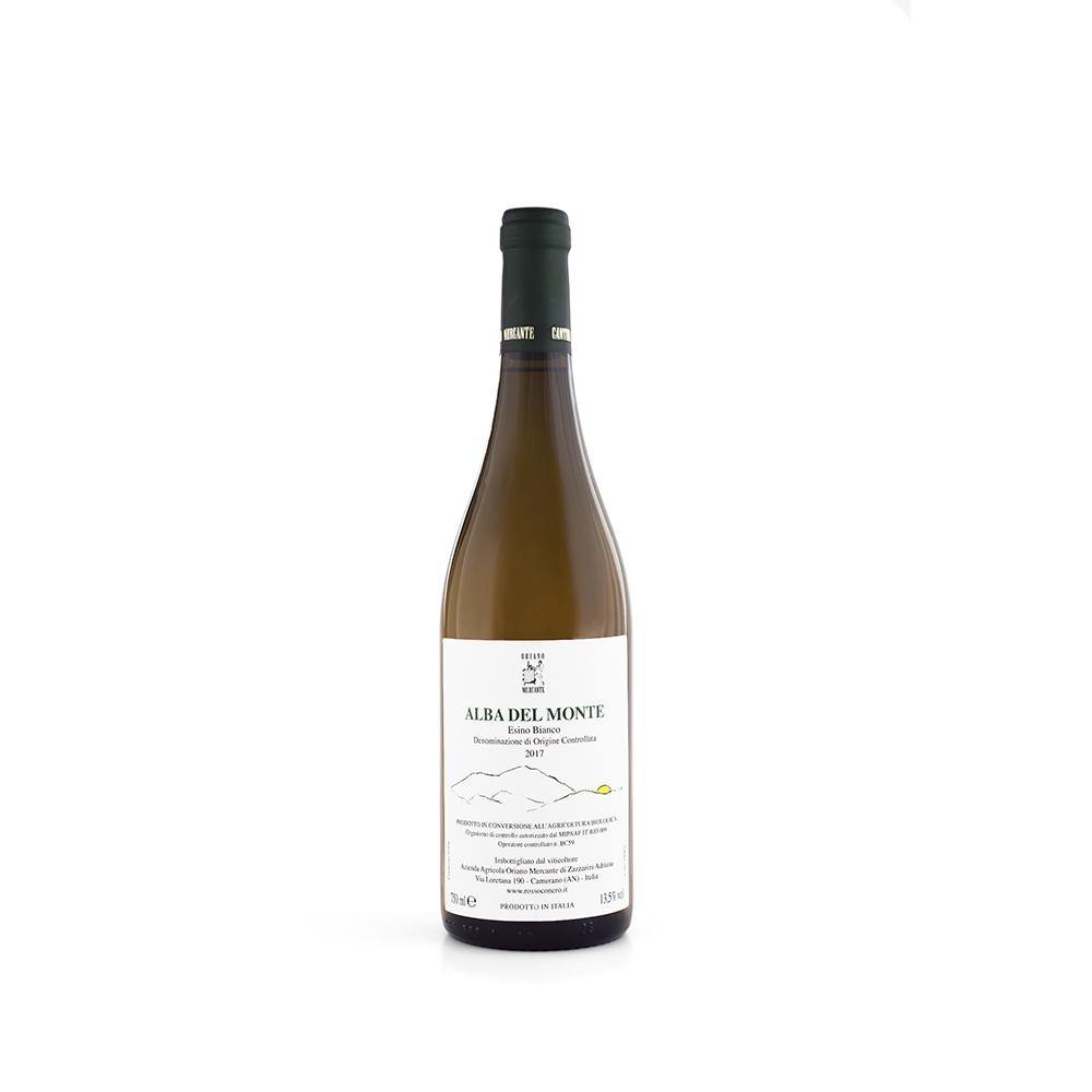 Il nostro nuovo vino Alba del Monte
