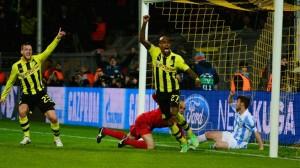 Felipe Santana porta il Dortmund in semifinale