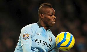 Mario Balotelli Manchester City