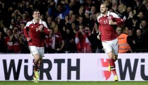 Danimarca - Italia 2-2