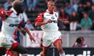 FUSSBALL: italienische Liga 97/98 AC MAILAND