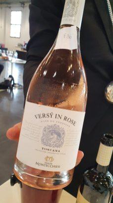 IGT Toscana Rosato, Versy in Rose