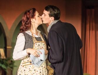 Heather Buck as Molly Ralston, Evan Held as Giles Ralston