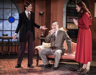 Maria Mekhenyenko as Miss Casewell, Steve Price as Major Metcalf, Heather Buck as Molly Ralston