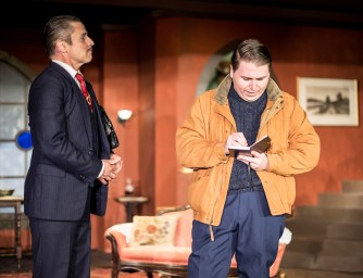 Robert Molossi as Mr. Paravicini, Steven Samp as Sgt. Trotter
