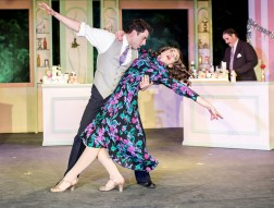 Anthony Maglio as Steven Kodaly, Chelsey Ristaino as Ilona Ritter