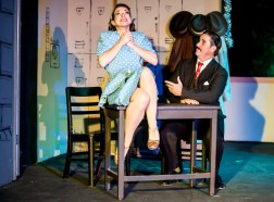 Chelsey Ristaino as Ilona Ritteer, Patrick Barr as Ladislov Sipos