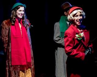 Mackenzie Cahill and Dana Cherry, Ensemble