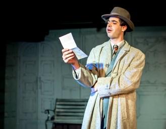 Max Kligman as Georg Nowack