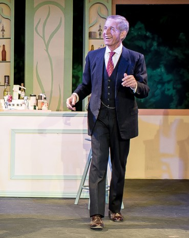 Ron Dritz as Mr. Maraczek