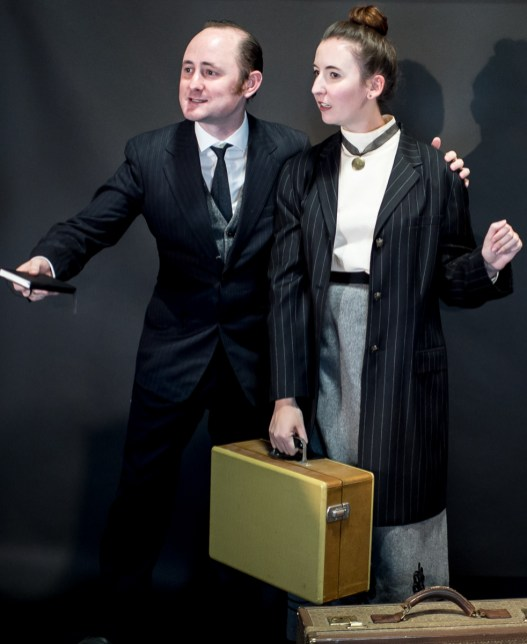Peter Warden as Peter Shaw, Isabelle Grimm as Henrietta Leavitt