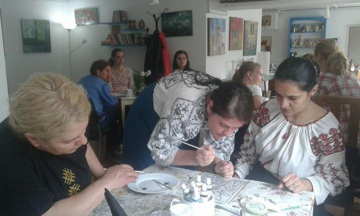 atelier icoana Mai 2015