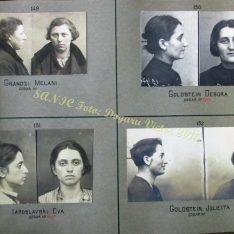 Melani Ghandzi, Debora Goldstein, Eva Iaroslavski, Julietta Goldstein