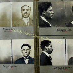Bison Rozescu, Smil Bubnovschi, Kahane Burah, Sender Margulius