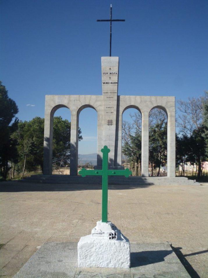 Monumentul Mota Marin Majadahonda